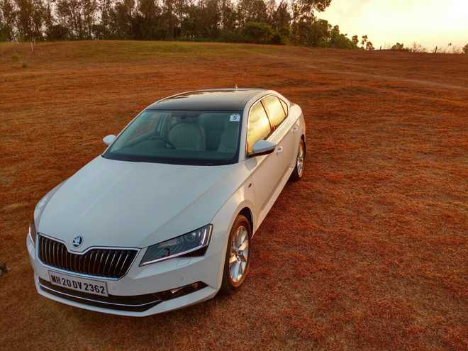 New Skoda Superb First Drive