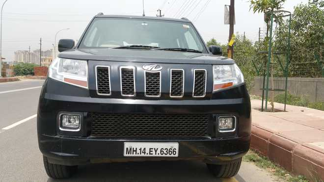 Mahindra TUV 3OO Now Available in more Powerful Avatar