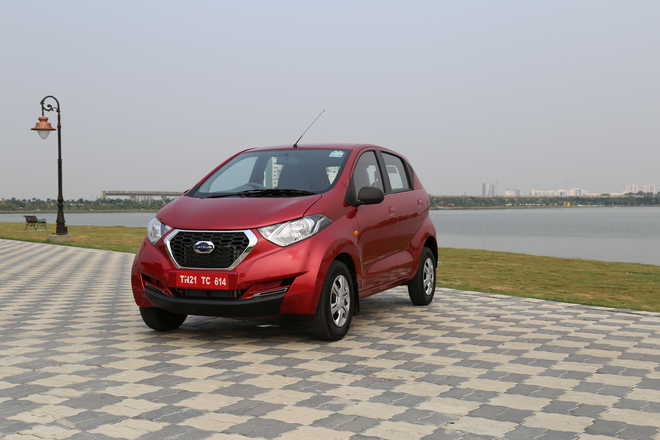 Datsun redi – Go Review