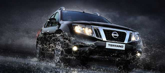Nissan Terrano 2017 launched at Rs 9.99 lakh